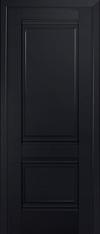 Профиль Дорс 1U Черная Матовая