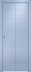 Дверь Концепт складная (Оникс)