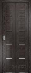 Дверь Парма складная (Оникс)