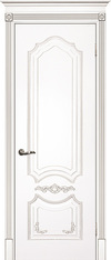Текона Смальта-10 Белый ral 9003 Серебро