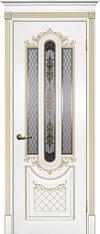 Текона Смальта-13 Белый ral 9003 Золото