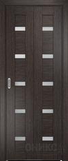 Дверь Тектон складная (Оникс)